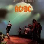 Partituras de musicas do álbum Let There Be Rock de AC/DC