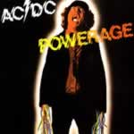 Partituras de musicas do álbum Powerage de AC/DC