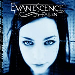 Partituras de musicas do álbum Fallen de Evanescence
