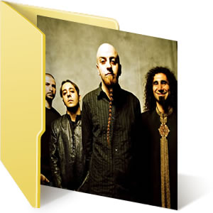 Partituras de musicas gratis de System Of A Down