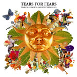 Partituras de musicas do álbum Tears Roll Down - Greatest Hits 82-92 de Tears for Fears