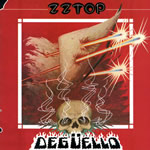 Partituras de musicas do álbum Degüello de ZZ Top
